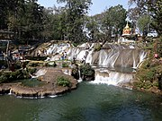 BE Waterfall, Pyin Oo Lwin, Mandalay.jpg