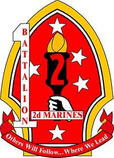 2nd Battalion 1st Marines