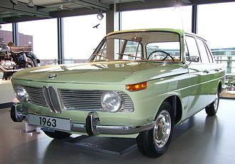 BMW New Class - BMW 1500