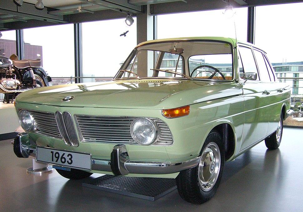 BMW1500FrontSeit