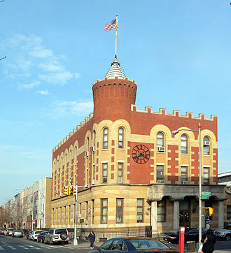 DeKalb Avenue - At Wilson Avenue