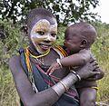 Babysitting, Suri Tribe (11305452993).jpg