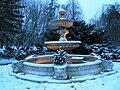 Bad Oexen Kurpark Springbrunnen.JPG