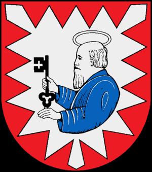 Bad Oldesloe - Image: Bad Oldesloe Wappen