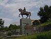 Ivan Baghramyan statue