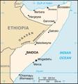BaidoaSomalia&land map.png