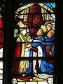 Baie 4 Paul II et Louis XI (Notre-Dame, Évreux).JPG