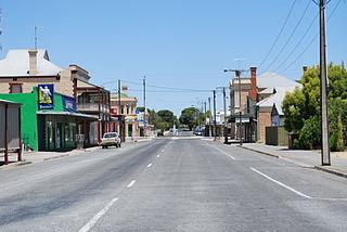 Balaklava, South Australia Town in South Australia