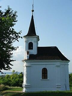 Balatonlelle Town in Southern Transdanubia, Hungary