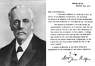 An image of Balfour and the Declaration