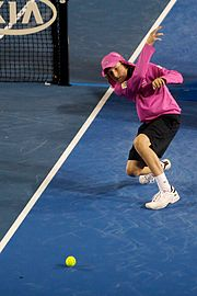 Glossary of tennis terms - Wikipedia