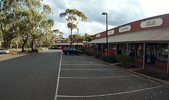 Balnarring, Victoria - Balnarring village shopping centre