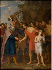 Joseph Sold by his Brothers