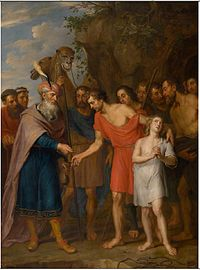 Balthasar Beschey - Joseph sold by his brothers.jpg
