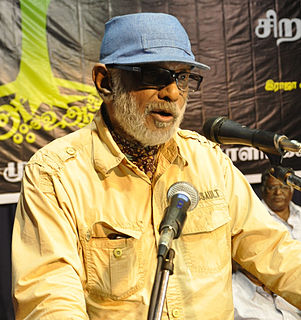 Balu Mahendra Sri Lankan film director