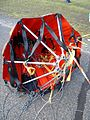 Bambi Bucket used with helicopters to fight forest fires.jpg