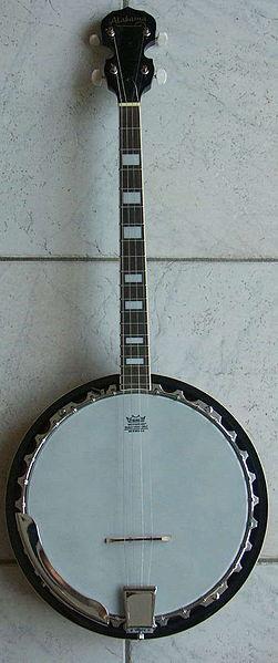 Un autre genre de rock, 251px-Banjo2