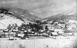 Barnardsville, North Carolina - Barnardsville, circa 1921
