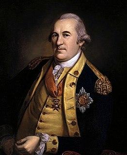 Friedrich Wilhelm von Steuben Continental army general