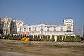 Bartaman Bhawan - Eastern Metropolitan Bypass - Kolkata 2014-01-02 1910.JPG