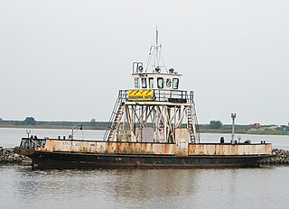Wittow Ferry