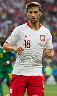 Bartosz Bereszyński Polish footballer