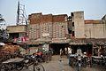 Barua Bazaar Jama Masjid - Indian National Highway 34 - Beldanga - Murshidabad 2013-03-23 7348.JPG