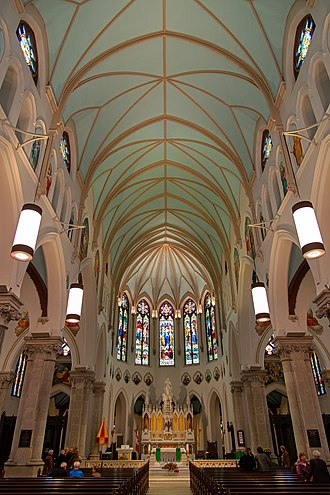 Guelph - Basilica of Our Lady, September 2018