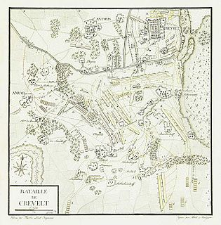 Battle of Krefeld battle