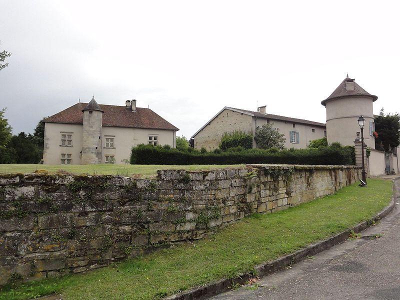 Bazincourt-sur-Saulx (Meuse) château