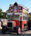 Beamish Museum B-Type replica bus B1349 (DET 720D), 1 October 2008.jpg