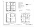 Beard-Conan Store, Pompey, Onondaga County, NY HABS NY,34-POMP,3- (sheet 1 of 6).png