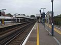 Beckenham Junction platform 2 look east.JPG