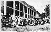 Beersheba Springs Hotel 1913