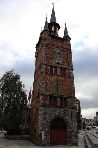 Belfry of Kortrijk - Image: Beffroi de Courtrai