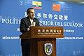Beijing, Conferencia en la Universidad de Estudios Extranjeros de Beijing (10949051475).jpg