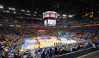 Basketball at the 2008 Summer Olympics - Beijing Wukesong Arena, basketball venue for the 2008 Summer Olympics.
