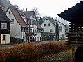 Beim 366 km langen Neckartalradweg, Gasthaus Bogeneck - panoramio.jpg
