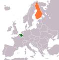 Belgium Finland Locator.png