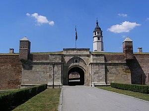 Gates of Belgrade - Image: Belgrad twierdza 2