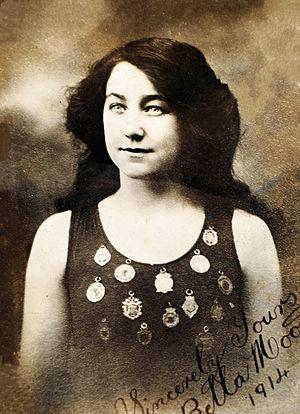 Belle Moore