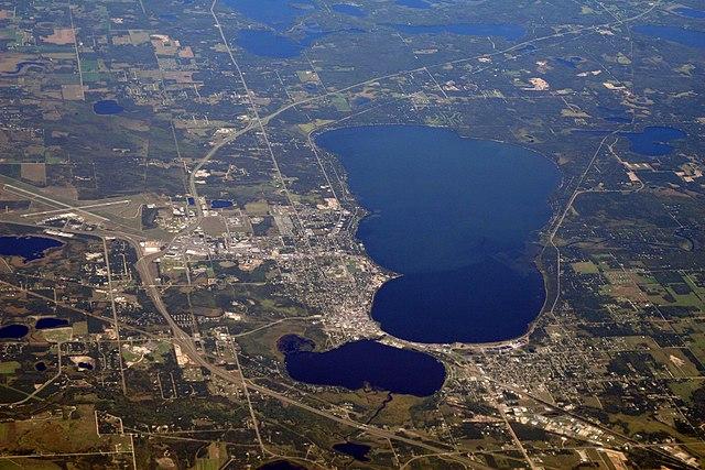 File Bemidji Minnesota Aerial Jpg Wikipedia