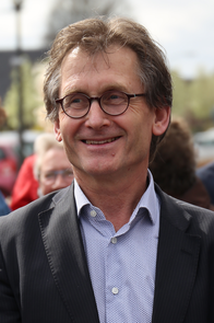 Ben Feringa Dutch Nobel laureate in chemistry