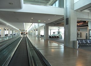 Marilyn Jordan Taylor - Image: Ben Gurion International Airport שלוחהD