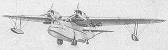 Beriev MDR-5 - Image: Beriev MDR 5