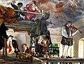 Berlin, Alte Nationalgalerie, Adolph von Menzel, Kronprinz Friedrich besucht den Maler Pesne.JPG
