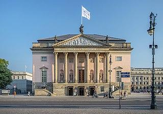Berlin State Opera opera house