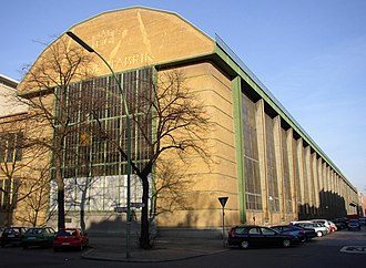 Moabit - Image: Berlin AEG Turbinenfabrik