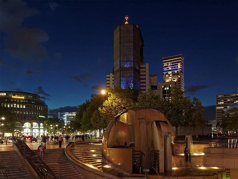Berlin Hotel Europa City