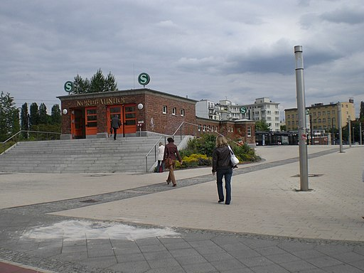 Berlin Nordbahnhof Zugang N